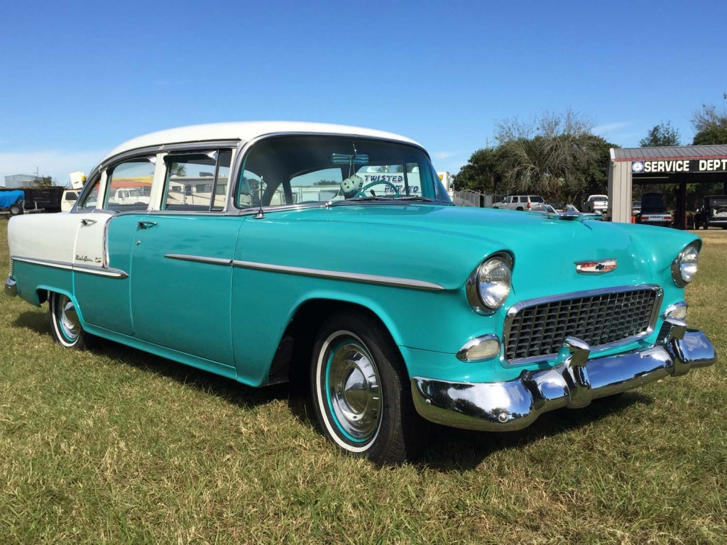 All Chevy 55 chevy for sale : 1955 Chevy Bel Air | The Car Bar